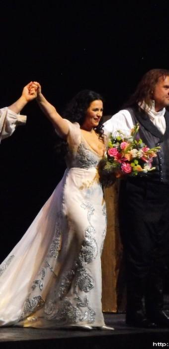 Tosca, Royal Opera House, 09.07.2009