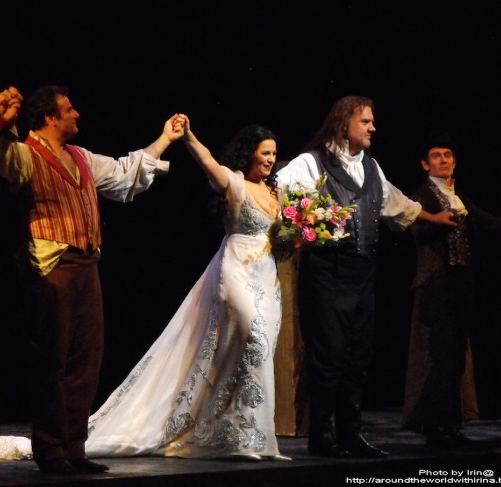 Tosca, Royal Opera House, 09.07.2009
