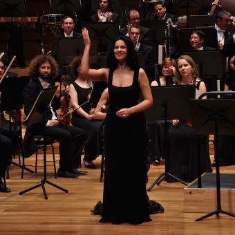 Angela Gheorghiu, concert in Valladolid, 27.05.2011