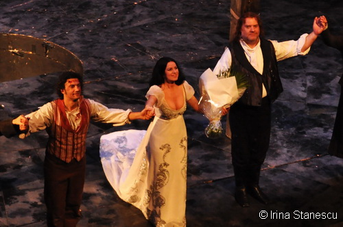 Tosca, Royal Opera House, 14.07.2011