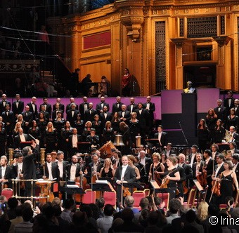 Guillaume Tell, Royal Albert Hall, 16.07.2011