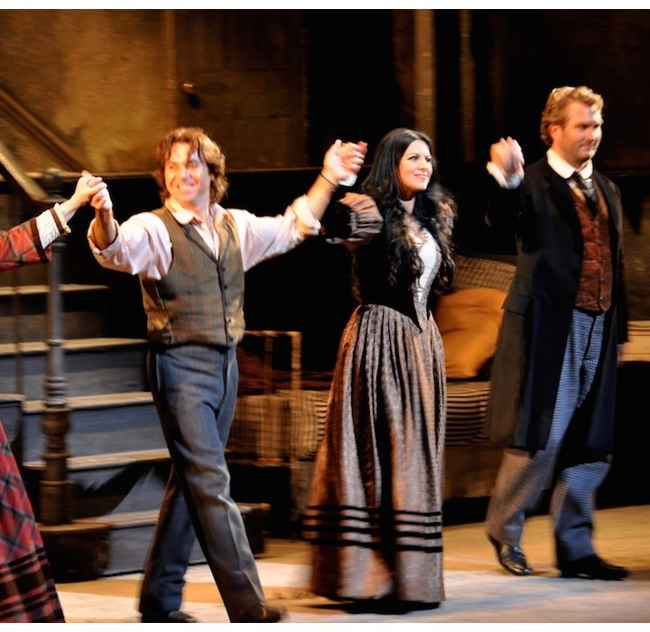 La Boheme, Royal Opera House, 23.06.2012