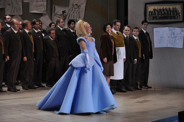 Les Conts d'Hoffmann, Bayerische Staatsoper, 19.07.2012