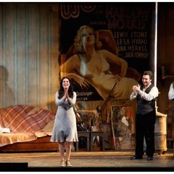 La Boheme, Opera National de Paris, 04.04.2014