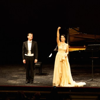 Angela Gheorghiu, recital at La Scala, 16.05.2014