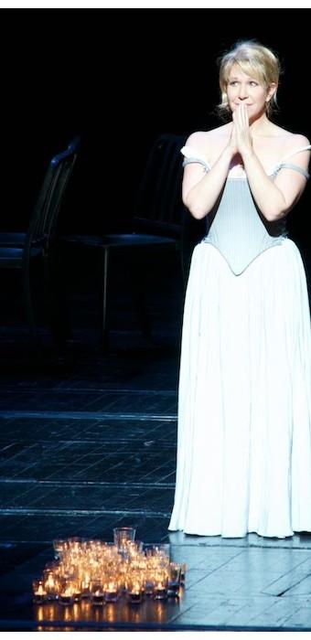Maria Stuarda, Royal Opera House, 06.07.2014