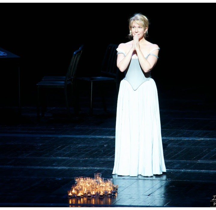 Maria Stuarda, Royal Opera House, 06.07.2014
