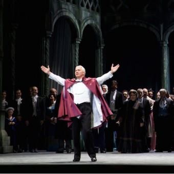 Un ballo in maschera, Royal Opera House, 17.01.2015