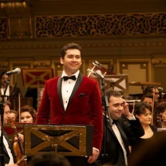 Teodor Ilincai, concert in Bucharest, 28.03.2015