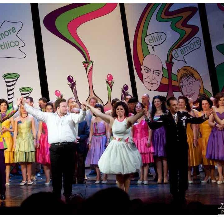 L'elisir d'amore, National Opera Bucharest, 17.05.2015