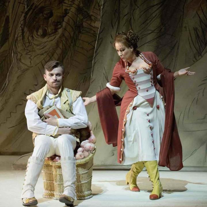 L'elisir d'amore, Opernhaus Zurich, 02.07.2015