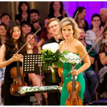 Anne Sophie Mutter, Romanian Athenaeum, 09.09.2015