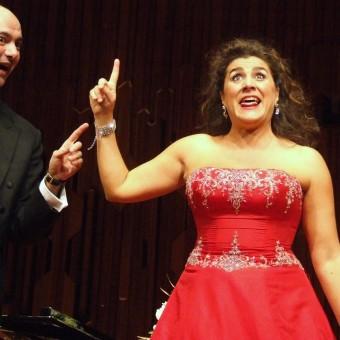 Cecilia Bartoli, recital in Barcelona, 22.04.2009