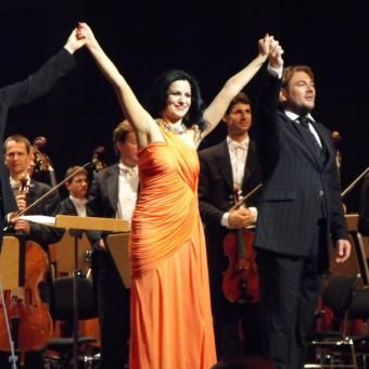 Angela Gheorghiu, concert in Munich, 27.07.2009