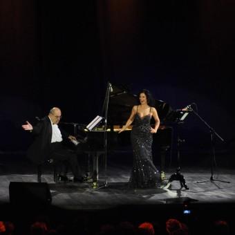 Angela Gheorghiu, recital in Bacau, 26.04.2013