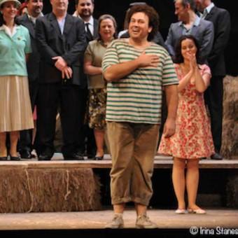 L'elisir d'amore, Royal Opera House, 07.12.2012