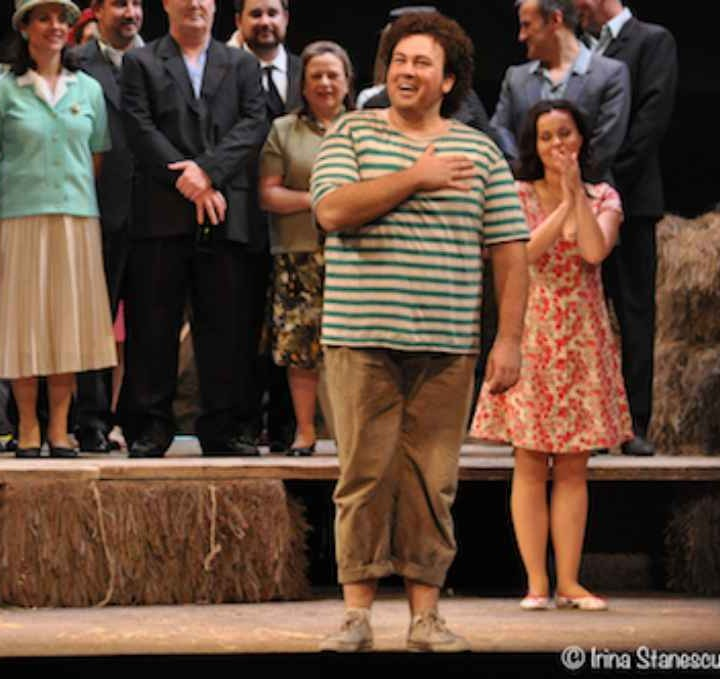 L'elisir d'amore, Royal Opera House, 07.12.2012