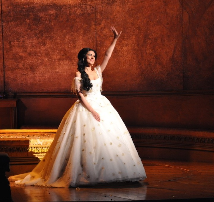 Della traviata, sorridi al desio! - Royal Opera, July 11th, with photos