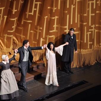 La Traviata, Metropolitan Opera, 10.04.2010