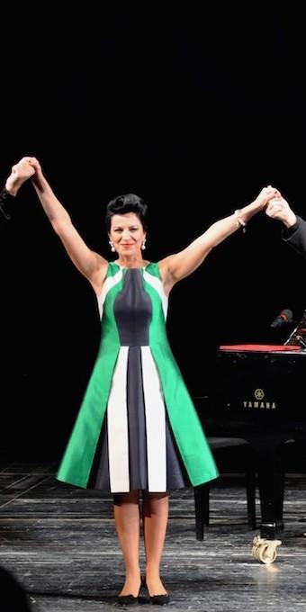 Angela Gheorghiu, concert in Bucharest, 25.03.2013