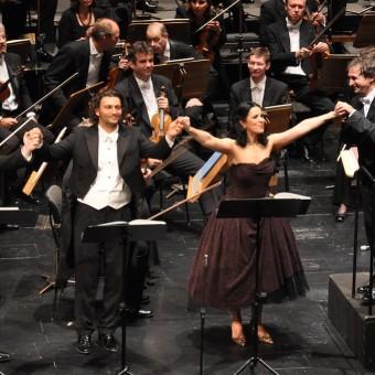 Adriana Lecouvreur, Deutsche Oper Berlin, 02.10.2010
