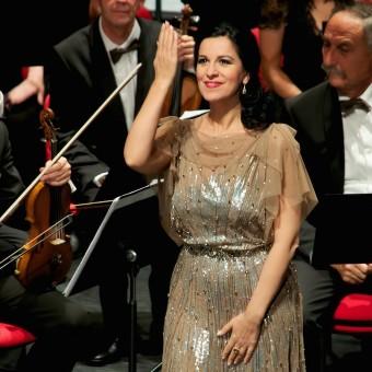 Angela Gheorghiu, concert in Ghent, 23.09.2014