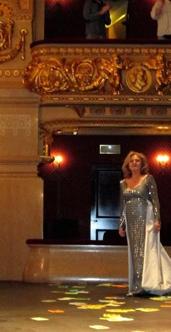 Edita Gruberova, concert in Barcelona, 21.04.2009