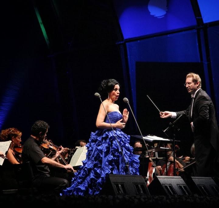 Concert in Bodrum, August 24