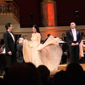 Angela Gheorghiu, concert in Vienna, 23.11.2013