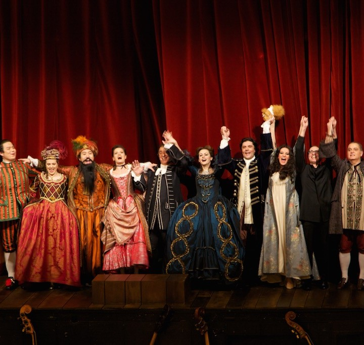 How I attended a rehearsal day - Adriana Lecouvreur in Vienna