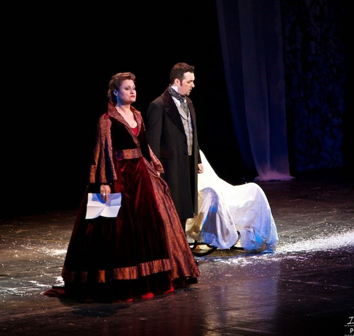 Evgeni Onegin, National Opera Bucharest, 29.03.2014