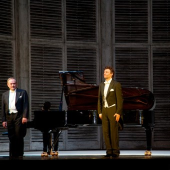 Jonas Kaufmann, recital at the Royal Opera House, 06.04.2014