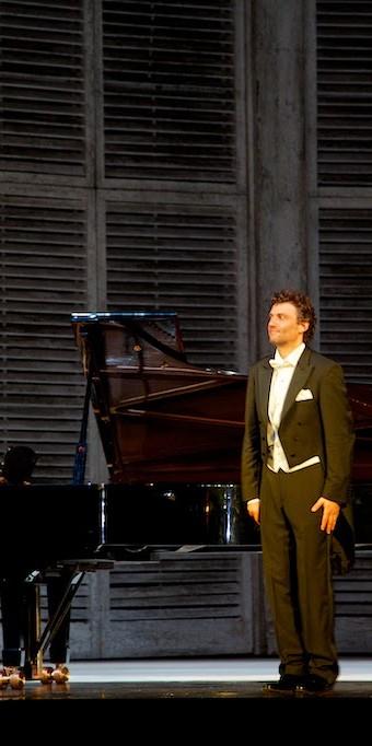 Jonas Kaufmann, recital at the Royal Opera House, 06.04.2014