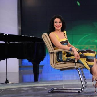 Interview at Antena 3, Bucharest, 23.05.2013