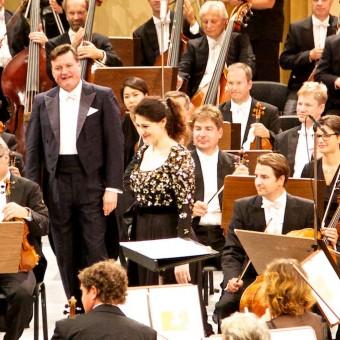 Anja Harteros, concert in Bucharest, 05.09.2015