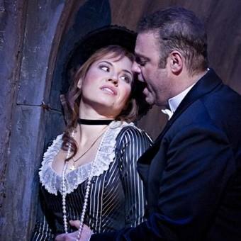 Faust, Royal Opera House, 07.04.2014