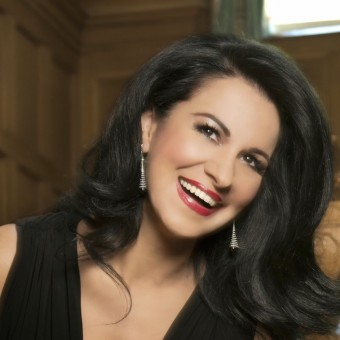 Angela Gheorghiu at the Royal Festival Hall, 10.05.2013