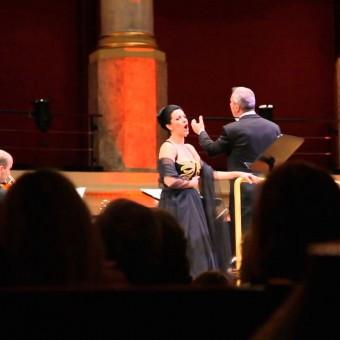 Angela Gheorghiu and Charles Castronovo, Vienna, 23.11.2013