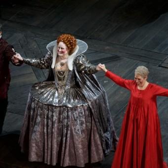 Maria Stuarda, Metropolitan Opera New York, 01.02.2016
