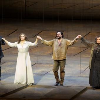 Trovatore, Opera Bastille Paris, 15.02.2016