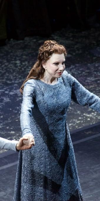 Norma, Teatro San Carlo Naples, 27.02.2016