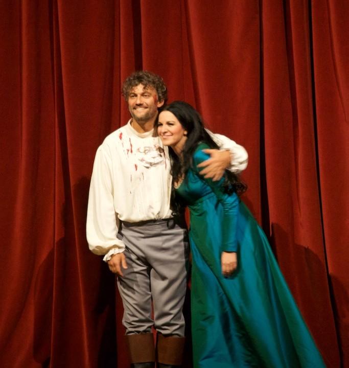 Tosca, Vienna State Opera, 09.04.2016