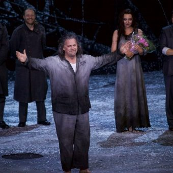 Trovatore, Royal Opera House, 04.07.2016