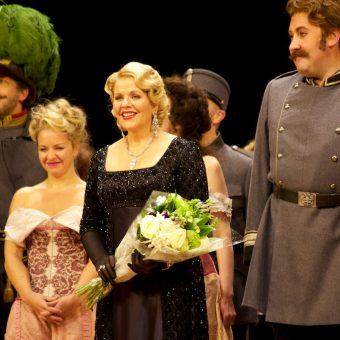 Der Rosenkavalier, Royal Opera House, 17.12.2016