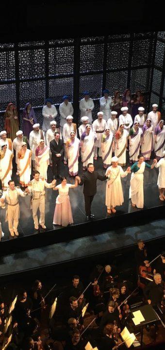 Lakme, Opera de Tours, 29.01.2017