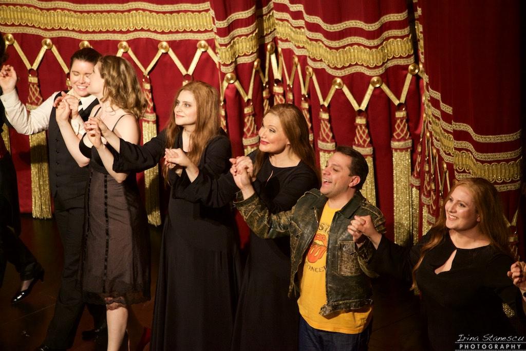 Ariadne auf Naxos, Karita Mattila, Bayerische Staatsoper