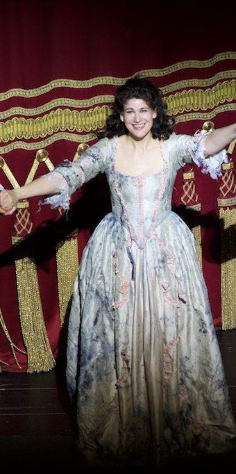 Andrea Chenier, Bayerische Staatsoper, 02.04.2017