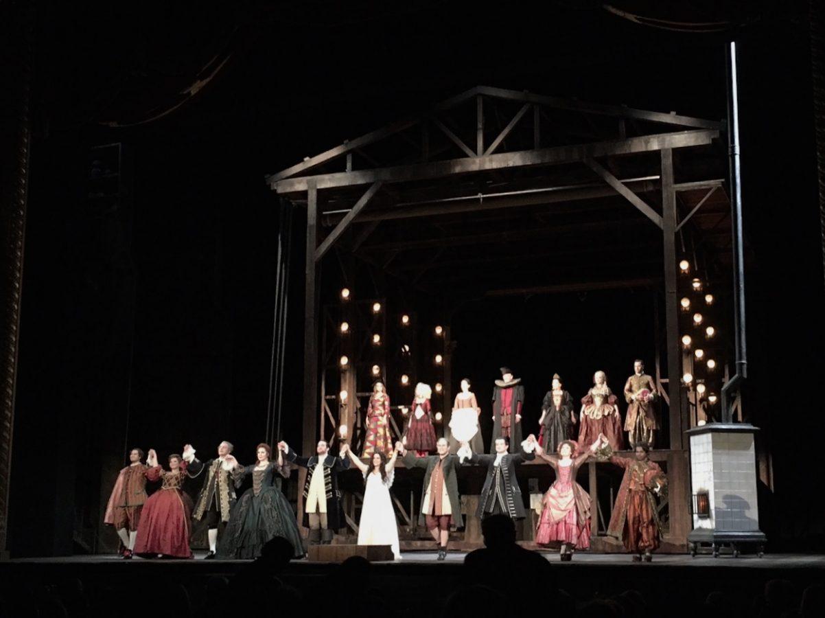 Adriana Lecouvreur, Angela Gheorghiu, Royal Opera House