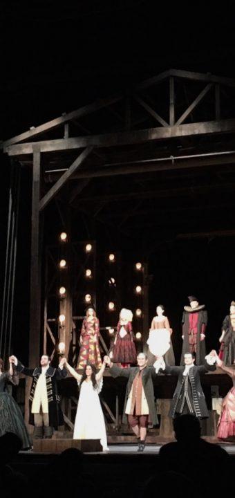 Adriana Lecouvreur, Royal Opera House, 17.02.2017