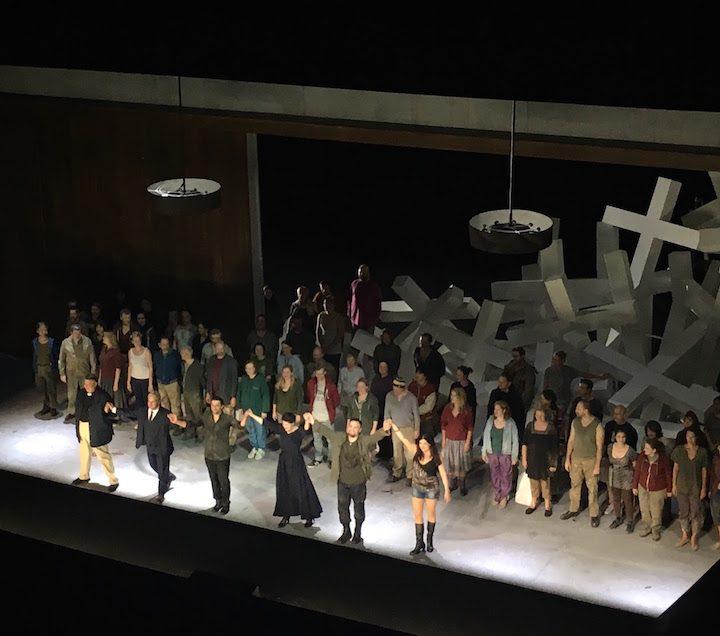 La Forza del Destino, Bayerische Staatsoper, 23.07.2017